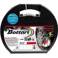 """Bottari 18832 """"Rapid T2"""": Chaines à neige 9 mm, Taille 120, Compatibles ABS et ESP"""