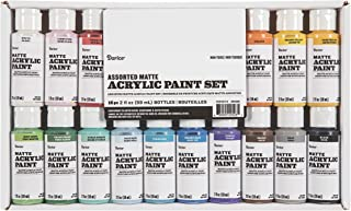product image for DecoArt Acrylic Set Paint, Assorted 16 Count