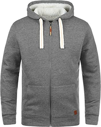 sweat a capuche homme taille s