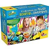 Lisciani Giochi 62287 I'm a Genius Laboratorio dei fluidi Schifosi e Divertenti