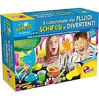 Lisciani Giochi I'm a Genius Science Laboratorio dei fluidi Schifosi e Divertenti, 62287