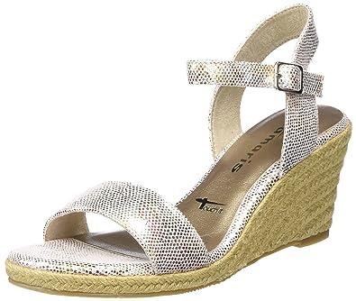 Des Sandales De Mode Des Femmes Tamaris - Esprit - 7,5 Au Royaume-uni