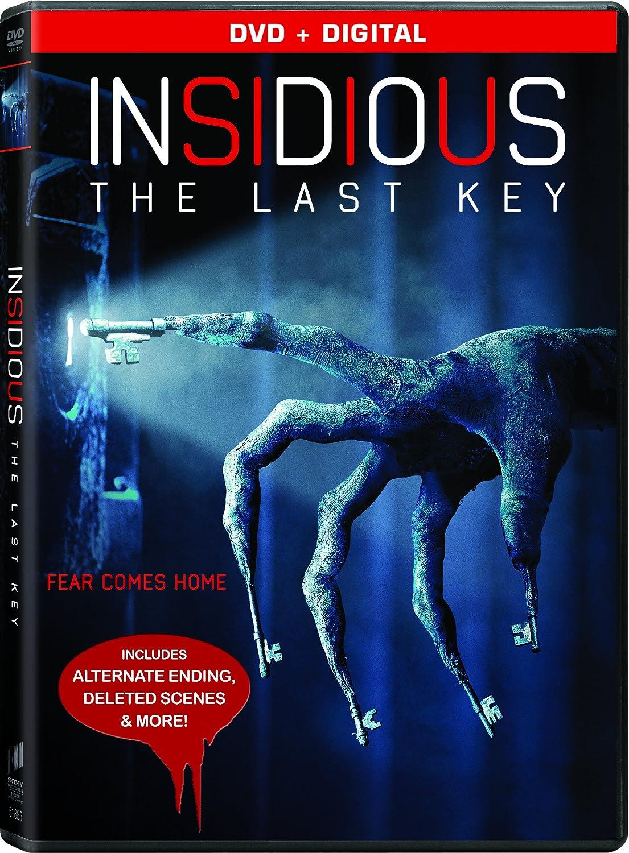 Amazon com: Insidious: The Last Key: Lin Shaye, Leigh Whannell