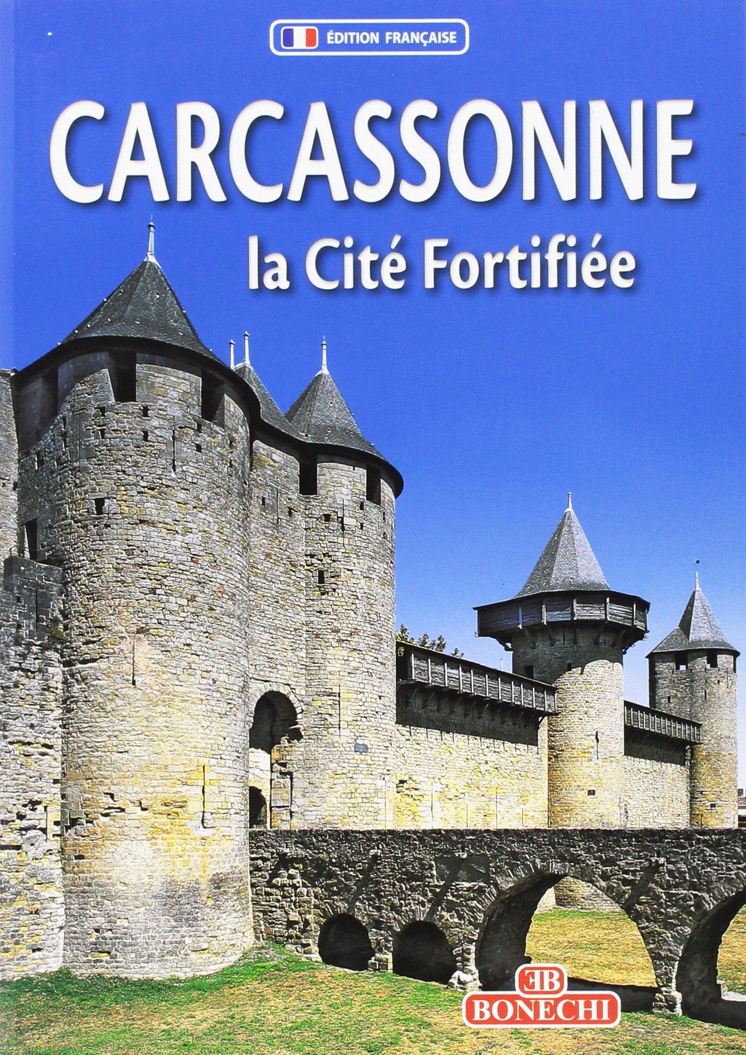 Carcassonne. Ediz. francese (Monografie 17 x 24): Amazon.es: Libros en idiomas extranjeros