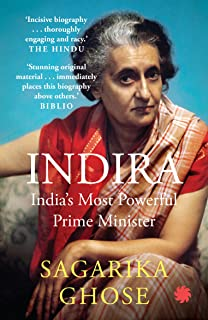 Buy Indira India S Most Powerful Prime Minister Book Online At Low