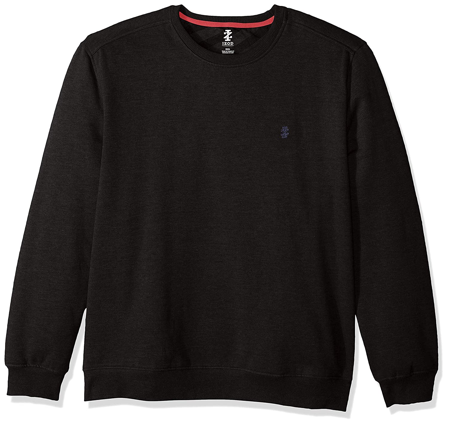 IZOD Mens Advantage Performance Crewneck Fleece Sweatshirt