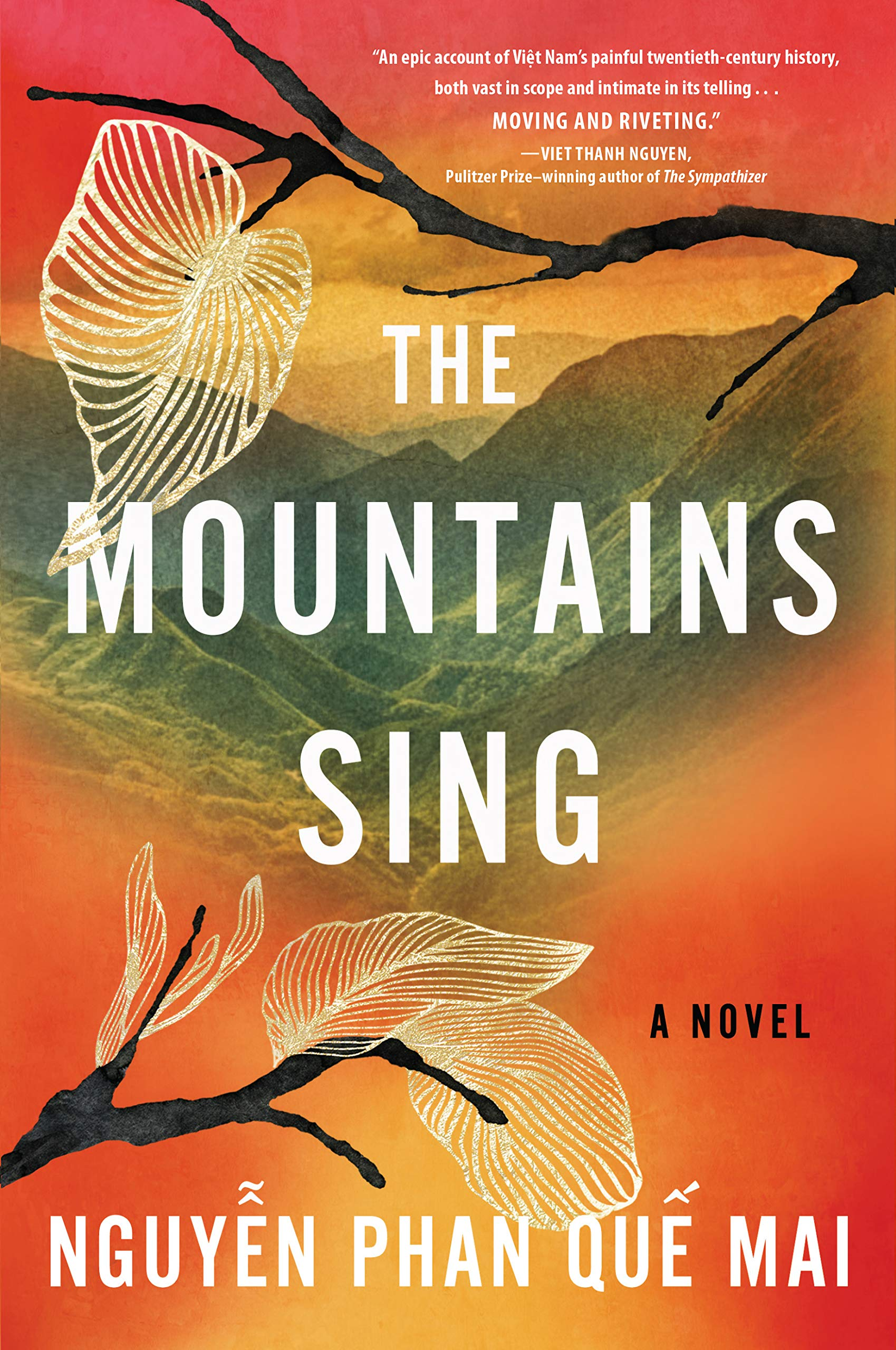 Amazon.com: The Mountains Sing (9781616208189): Nguyễn Phan Quế ...