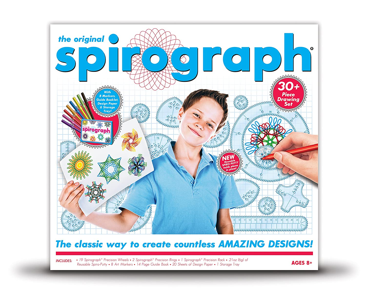 Spirograph The Original Spirograph TR819441010130