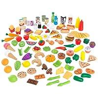 KidKraft Deliciosa Comida de Juguete Deluxe Tasty Treats