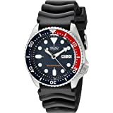 Seiko Divers Automatic Deep Blue Dial Mens Watch SKX009K1