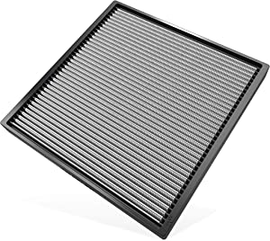 K&N Premium Cabin Air Filter: High Performance, Washable, Lasts for the Life of your Vehicle: Designed For Select Freightliner Vehicle Models, VF8000