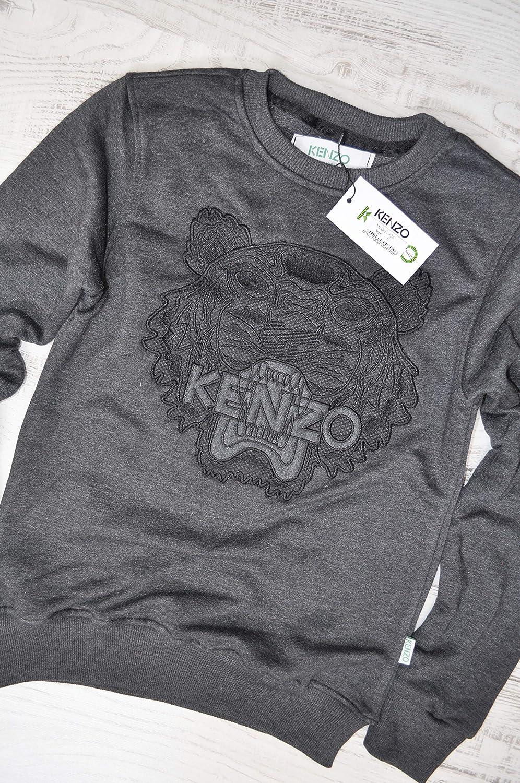 74156ea72 Kenzo ss18 Paris Tiger Logo Women Sweatshirt at Amazon Women's Clothing  store: