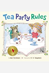 Tea Party Rules Kindle Edition
