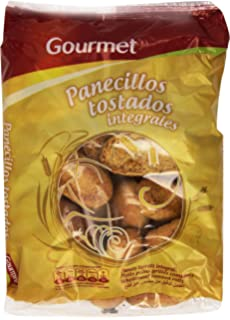 Gourmet Panecillos Tostados Integrales - 400 g
