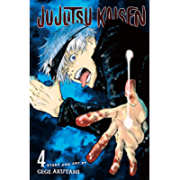 Jujutsu Kaisen, Vol. 4: I'm Gonna Kill You! book cover
