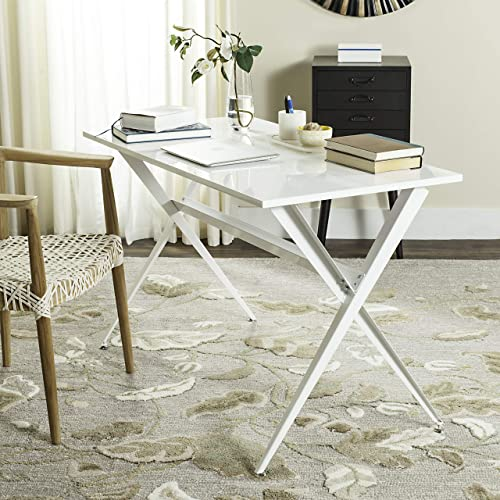 Safavieh Home Collection Chapman Desk, White