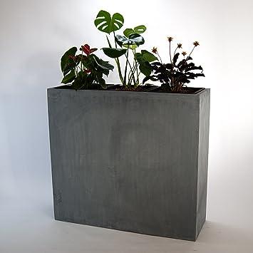 Elegant Einrichten Pflanzkübel Blumenkübel Pflanztrog Blumentrog ...