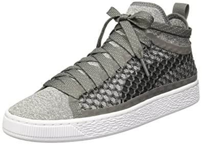 e5c4161dc0a Puma Men s Basket Classic Netfit Sneakers  Buy Online at Low Prices ...