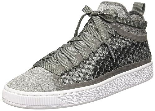 Puma Men s Basket Classic Netfit Sneakers  Buy Online at Low Prices ... 131fc3720