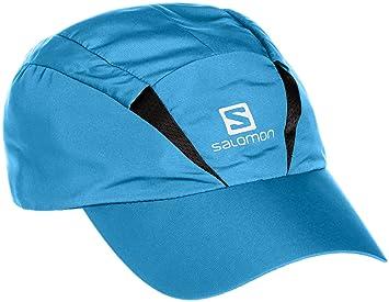 Salomon XA Gorra, Unisex, Myconos Blue, S/M