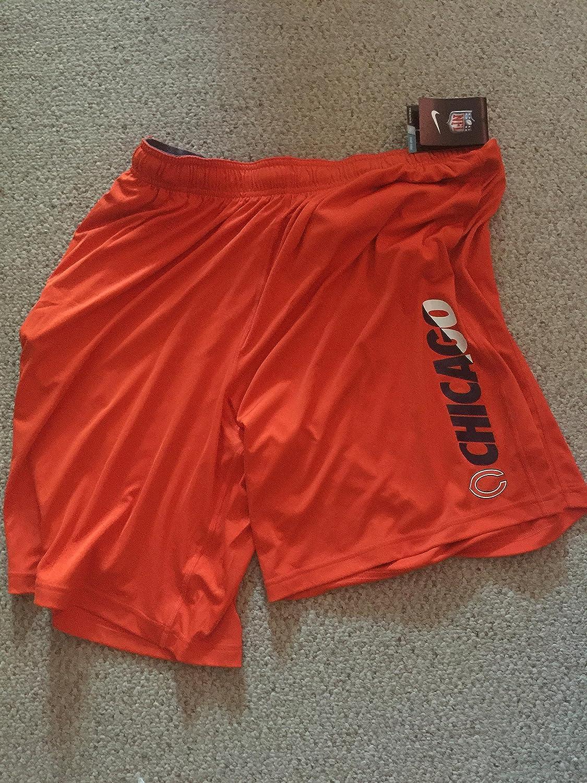 ブランド新しいChicago Bears Nikeショートパンツ2 x l