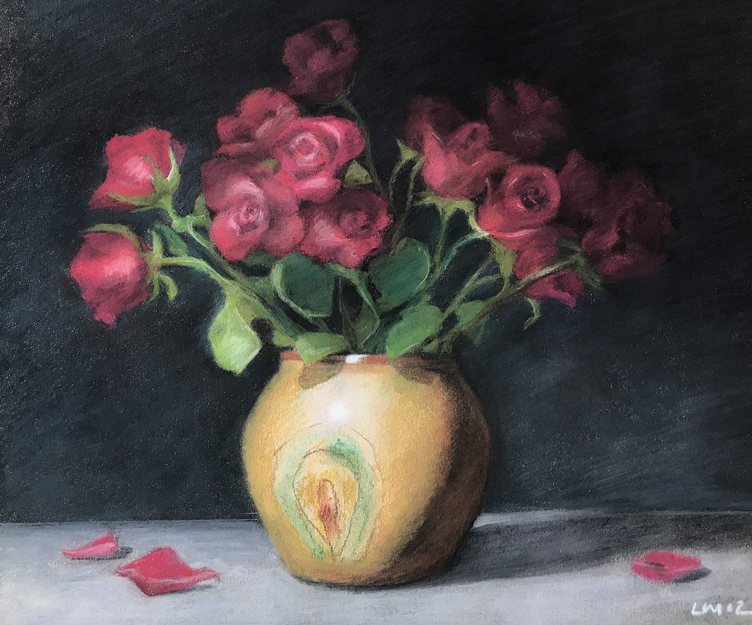 Still Life with Roses by