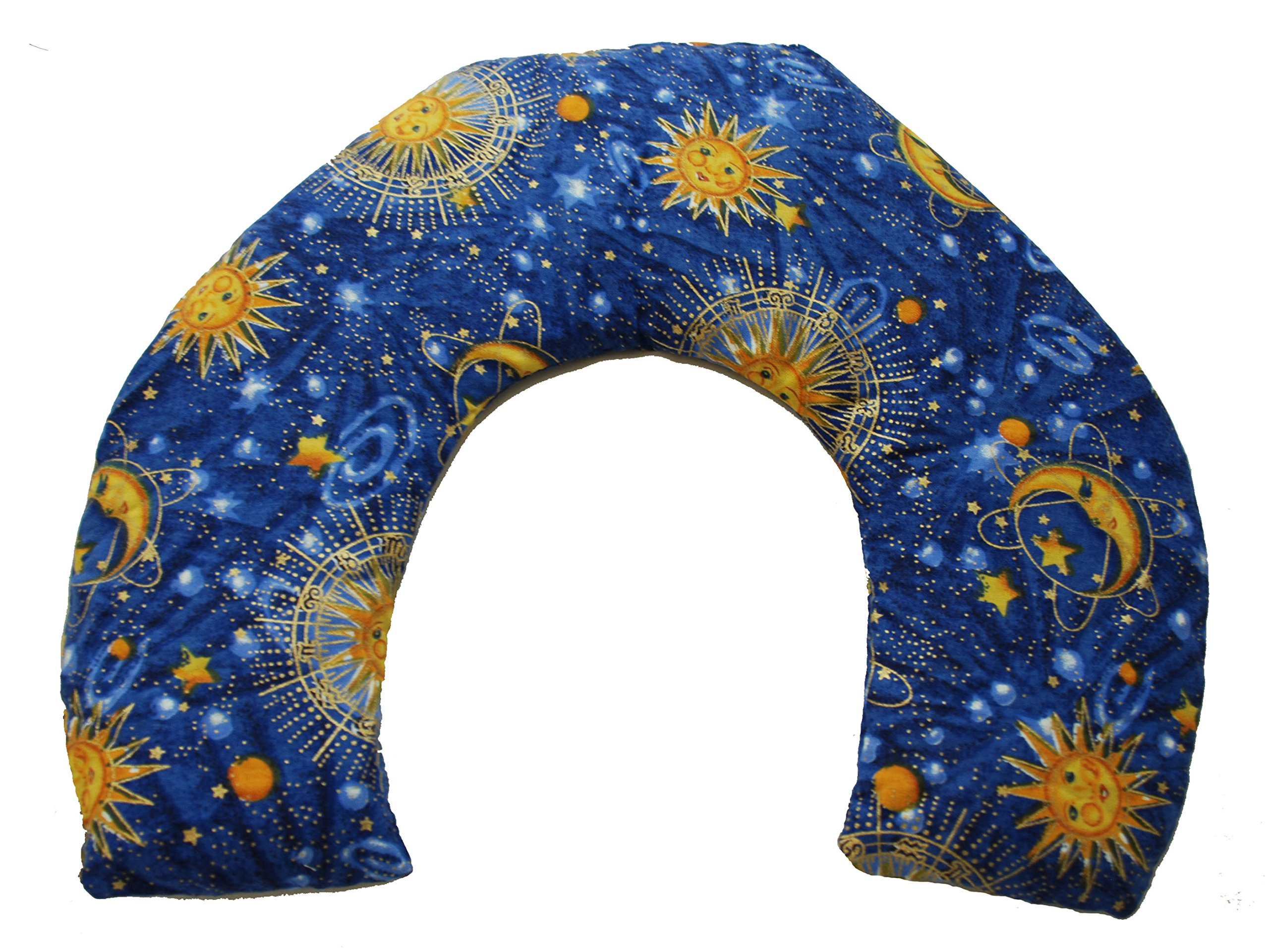 Nature's Approach Aromatherapy Neck Wrap Herbal Pack, Celestial Indigo by Nature's Approach