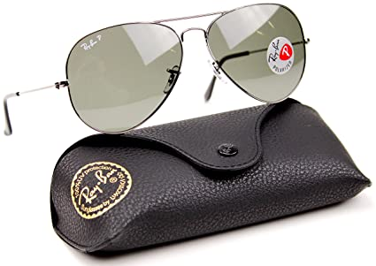 Ray-Ban RB3025 004/58 - Gafas de sol (cristal, 62 mm