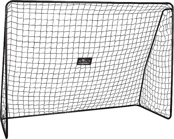 Hudora Match XXL - Portería (300 x 205 x 120 cm, 32 mm): Hudora - 76128 - Jeu de Plein Air et Sport - But de Football XXL - 300 x 205