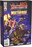 Sentinels of the Multiverse: Villains of the Multiverse Board Game
