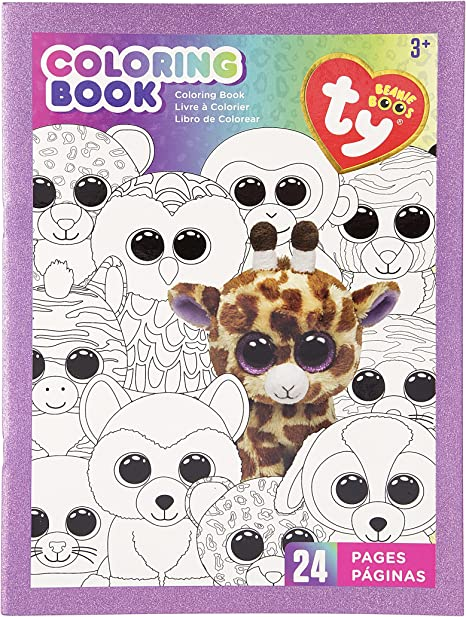 - Darice TY Beanie Coloring Book: Arts, Crafts & Sewing - Amazon.com