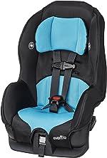 Tribute LX Convertible Car Seat, 2-in-1, Neptune Blue