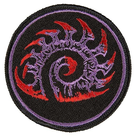 Amazon Jinx Starcraft Ii Zerg Embroidered Iron On Patch Music
