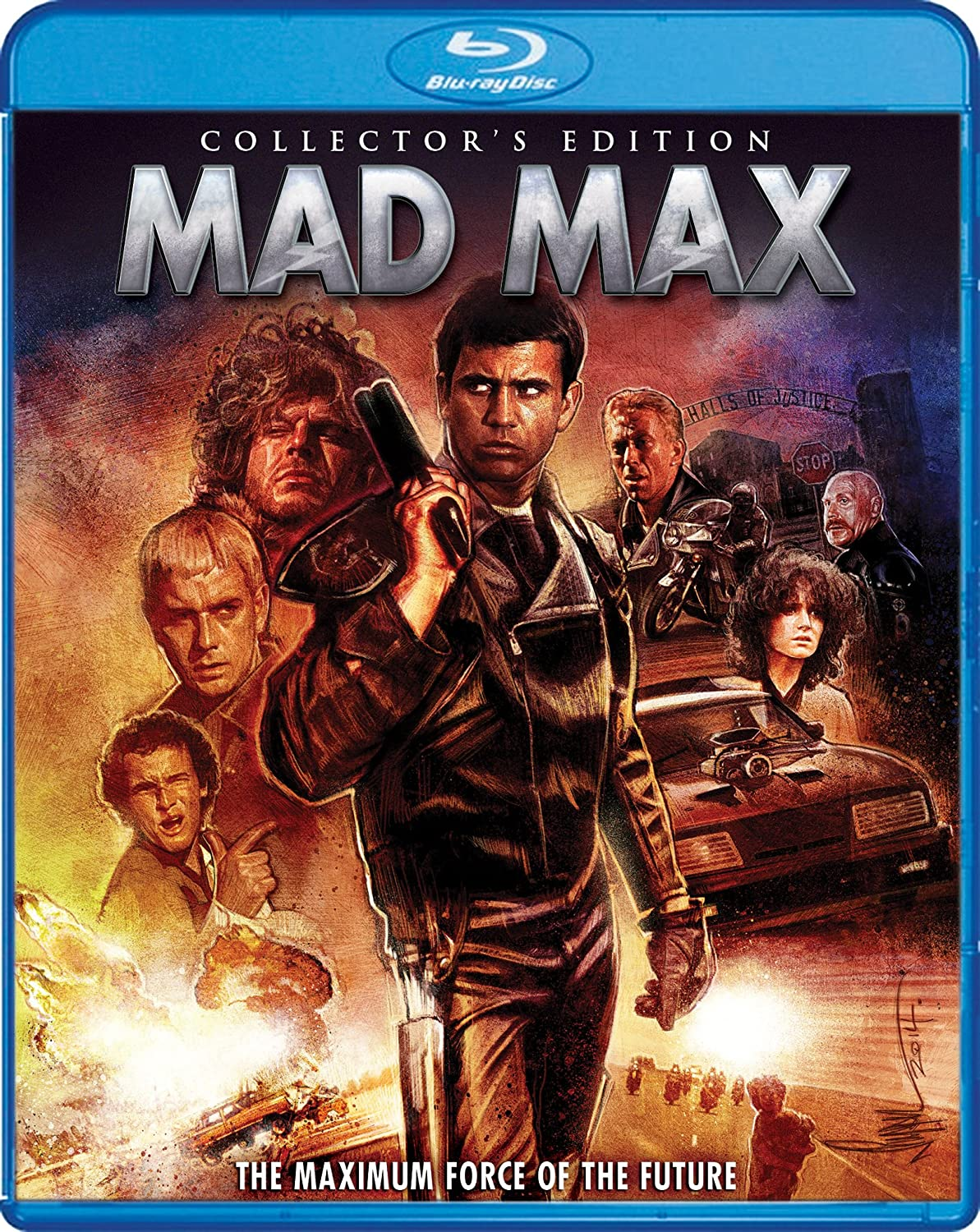 Mad Max 1979 BluRay 720p 750MB ( Hindi – English ) ESubs MKV