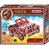 Meccano Tintín - Todoterreno de juguete para montar