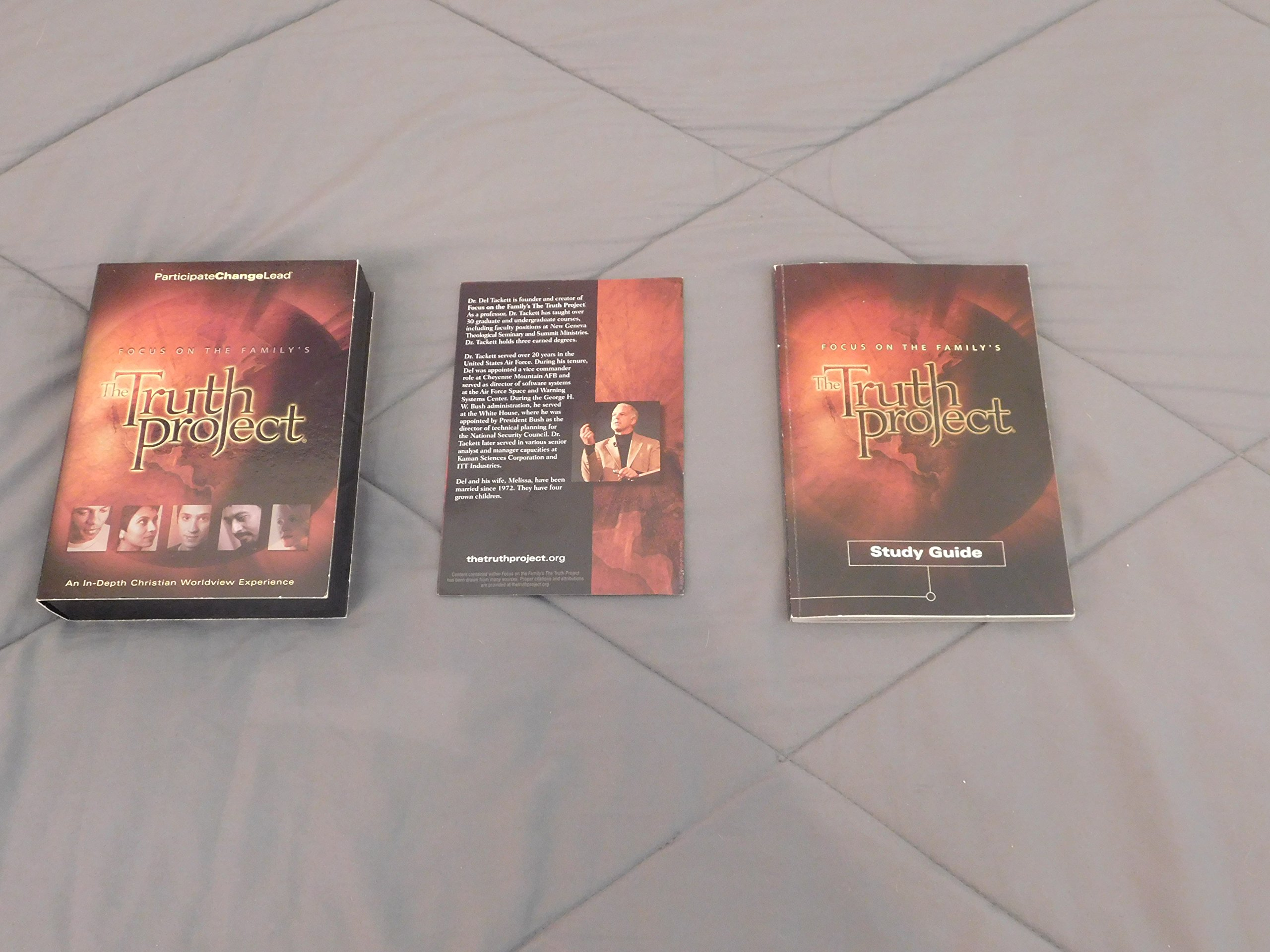 Download Focus on the Family's the Truth Project DVD Set PDF