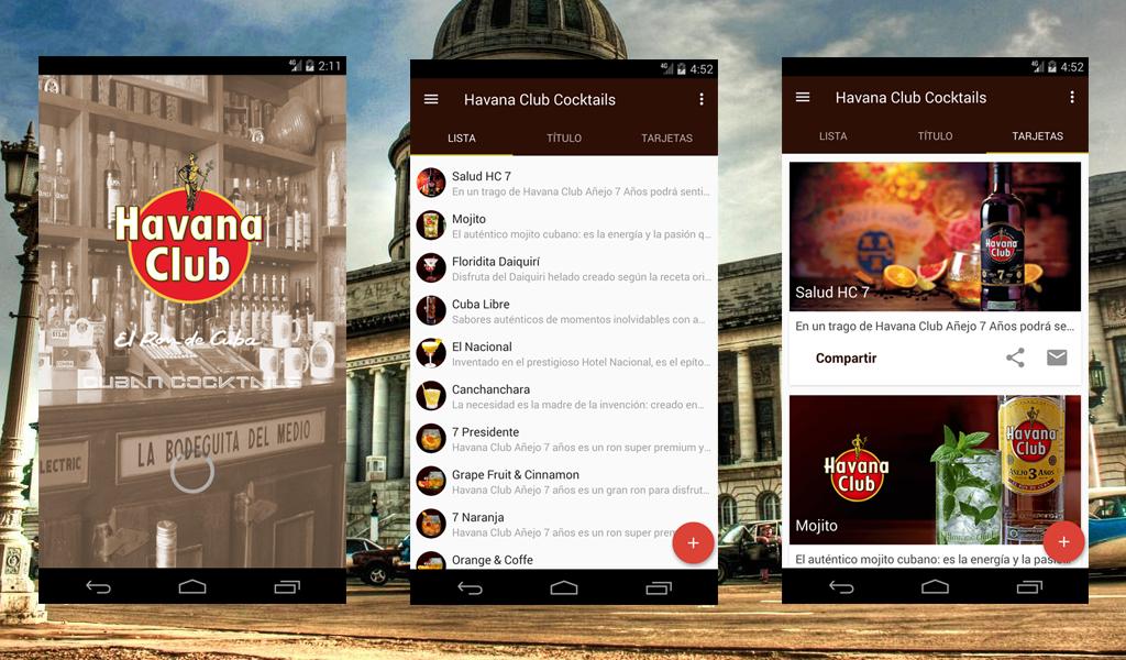 Cuban Cocktails: Amazon.es: Appstore para Android