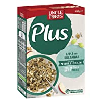 Uncle Tobys Plus Fibre, 430g