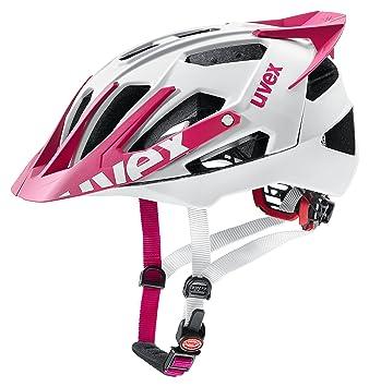Uvex Sport MTB Quatro Pro – Casco para Bicicleta, Unisex, Color Rosa, tamaño