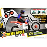 Xtreme Cycle Moto-RC Red/Blue