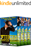 Wyoming Frontier Brides: A Historical Mail Order Bride Series