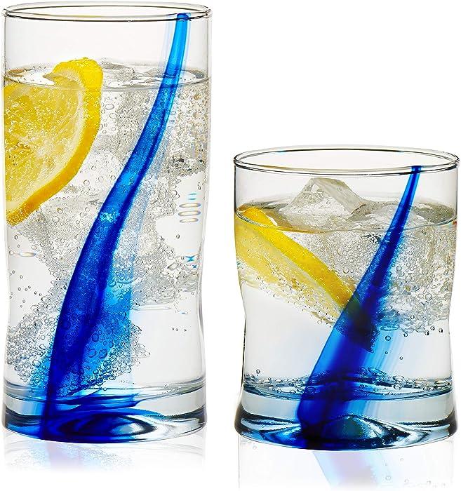 Top 10 Glassware Beverage Cobalt Blue