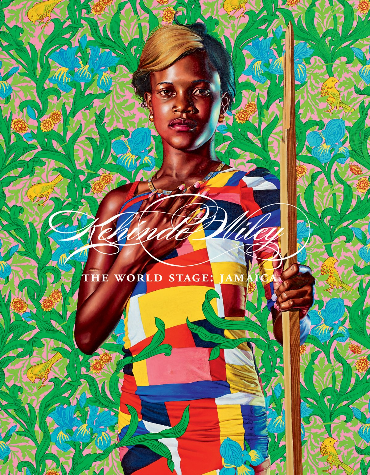 Read Online Kehinde Wiley: The World Stage Jamaica PDF