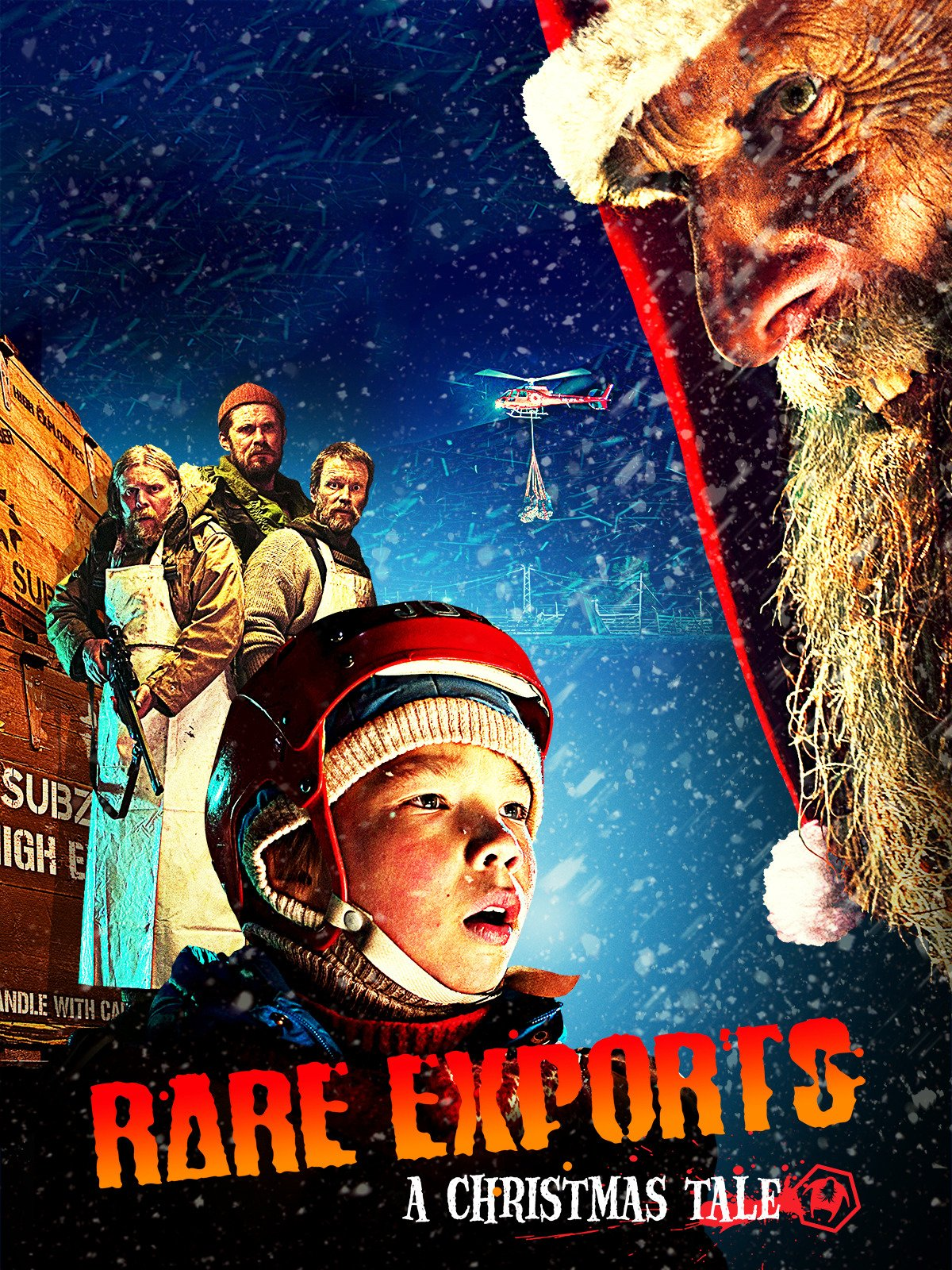 Rare Exports: A Christmas Tale (English Subtitled) by
