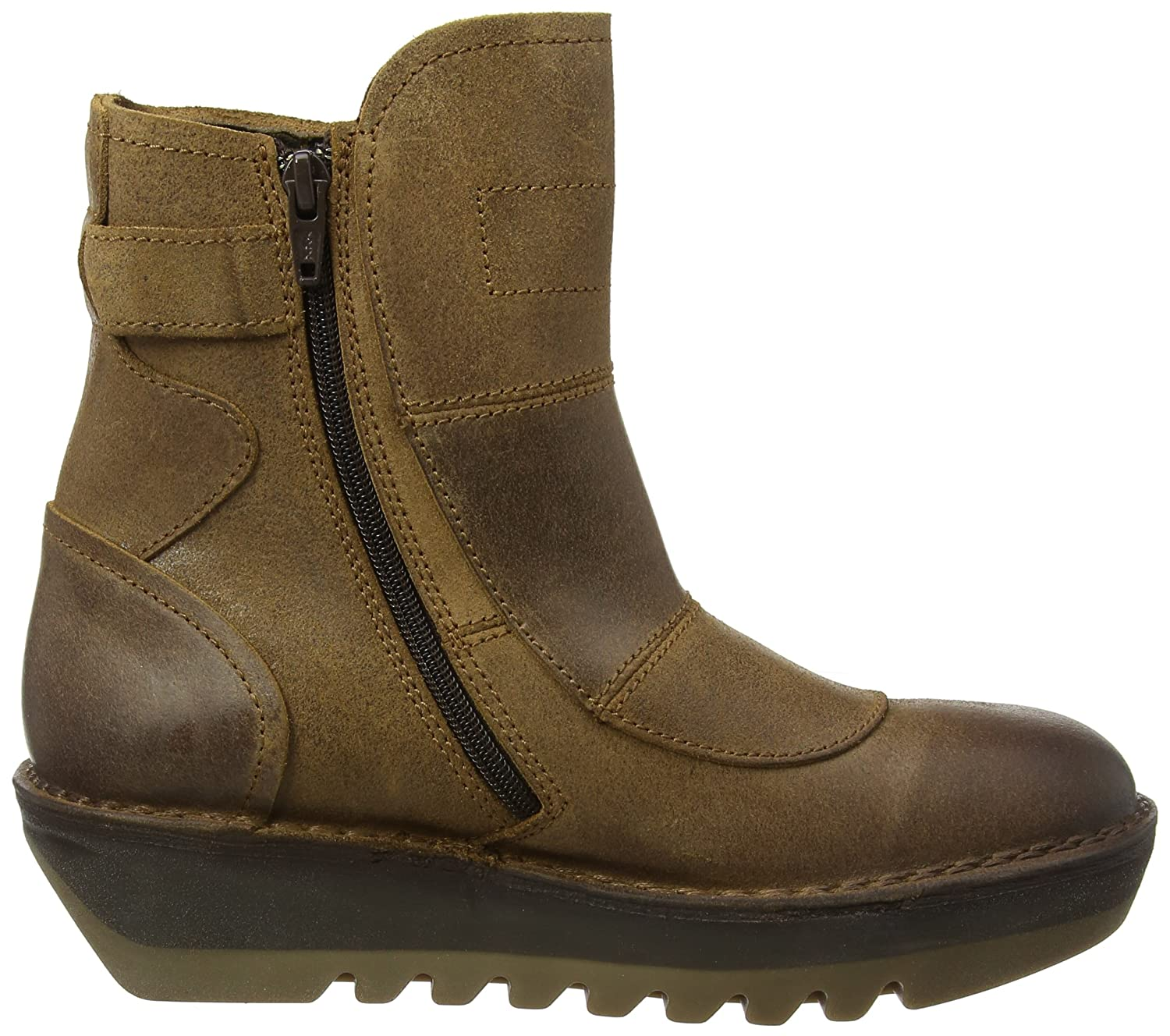 FLY FLY FLY London Damen Jafi924fly Biker Stiefel 204e78