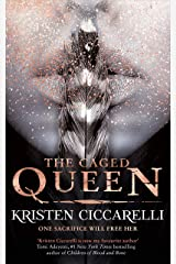 The Caged Queen: Iskari Book Two (English Edition) eBook Kindle