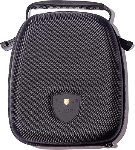 Maven Binocular Case, Molded Foam and Ballistic Nylon Mid Size