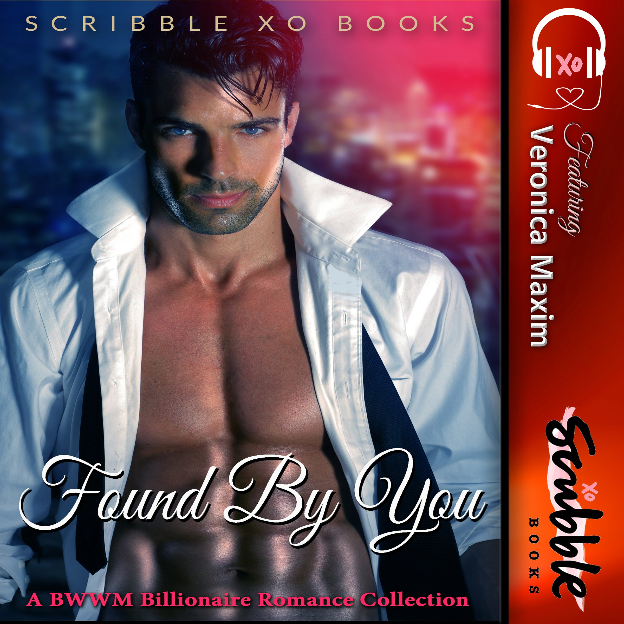 Found by You: A BWWM Interracial Billionaire Romance Collection