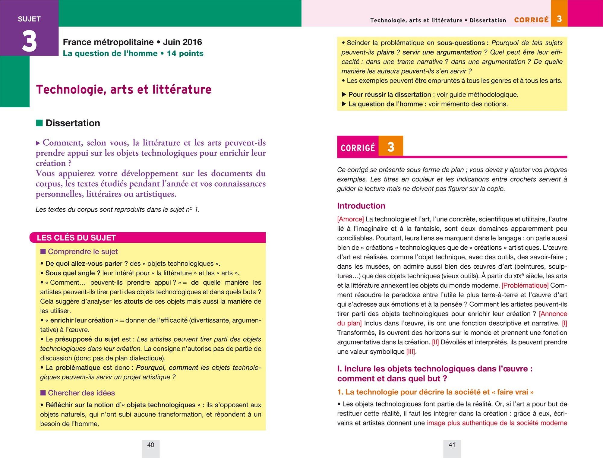 Annales Annabac 2017 Français 1re STMG, STI2D, STD2A, STL, ST2S: sujets et corrigés du bac Première séries technologiques: Amazon.es: Sylvie Dauvin, ...