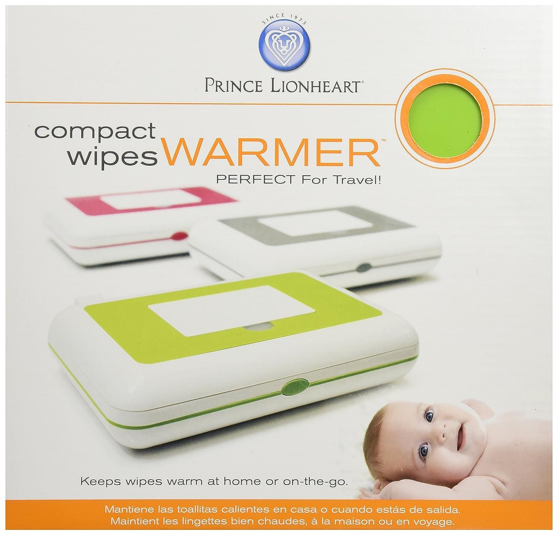 Prince Lionheart Compact Wipes Warmer Green